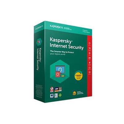 Kaspersky lab software: Internet Security 2018