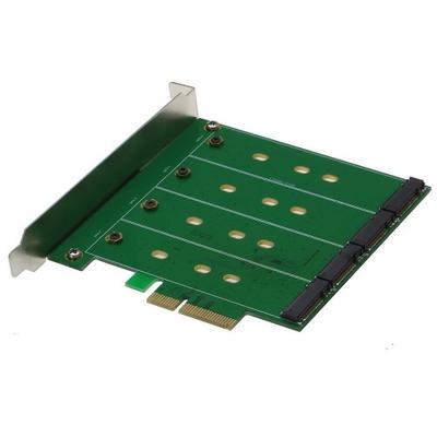 Sedna SE-PCIE-m2SSDx4-R-MA interfacekaarten/-adapters