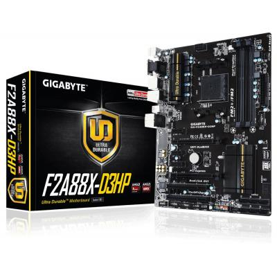 Gigabyte moederbord: GA-F2A88X-D3HP (rev. 1.0)