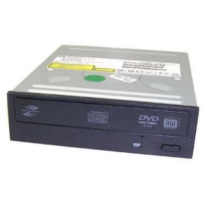 Hp brander: 16x DVD/RW Super Multi drive - Zwart, Grijs