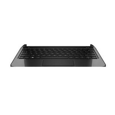 HP Top Cover & Keyboard (Czech/Slovak) notebook reserve-onderdeel - Zwart