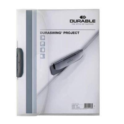 Durable Duraswing Project Stofklepmap - Transparant