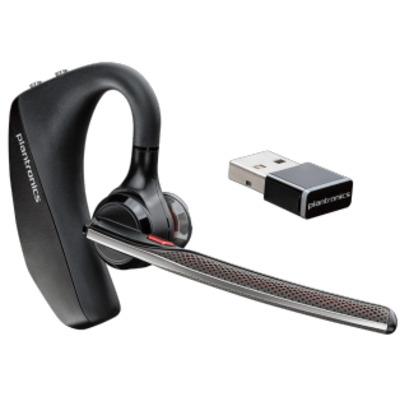 POLY VOYAGER 5200 UC Headset - Zwart