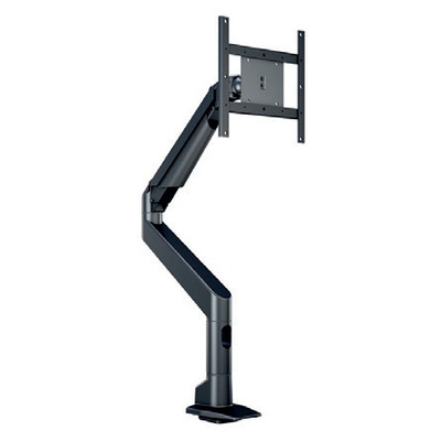 Hagor M VESA Gas Lift XL Single HD Monitorarm - Zwart