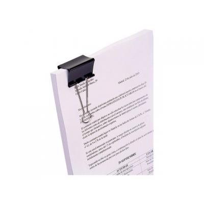 Staples burea accessoire: Foldbackklem SPLS 19mm/doos 12