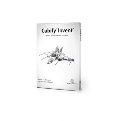3d systems grafische software: Cubify Invent