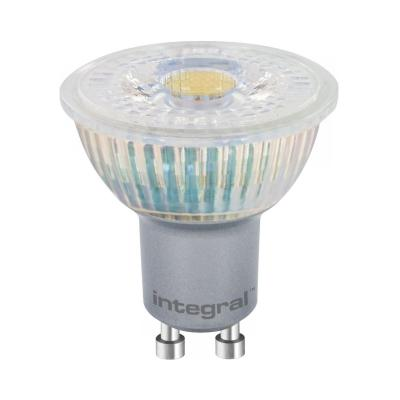 Integral hardware: GU10 LED Spot, 2700K, 3.6W, 260 Lumen, non dimmable