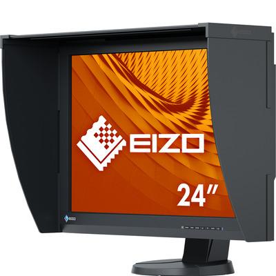 "EIZO ColorEdge 24.1"" IPS Monitor - Zwart"