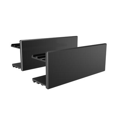 Be quiet! HDD slot cover for a neat interior Computerkast onderdeel - Zwart