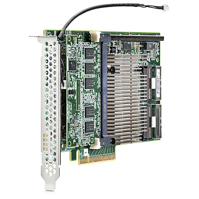 Hewlett Packard Enterprise Smart Array P840/4GB FBWC 12Gb 2-ports Int SAS Raid controller
