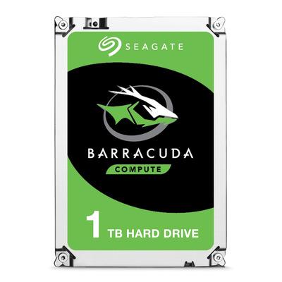 Seagate interne harde schijf: Barracuda 1TB SATAIII, 3.5'', 7200 RPM, 64MB cache