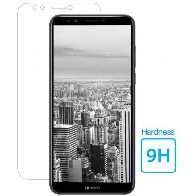 Mobiparts Regular Tempered Glass Huawei Y7 (2018) Screen protector - Transparant