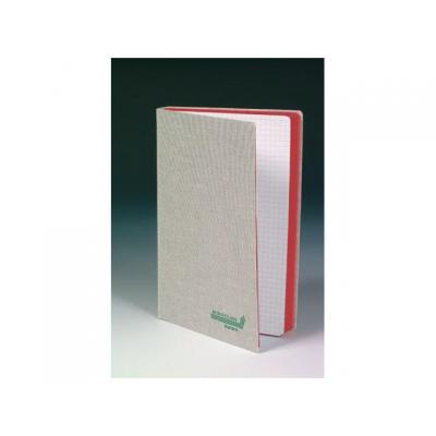 Aurora register: Notitieboek 96bl 145x220 linn.