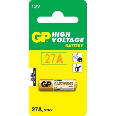 Gp batteries batterij: High Voltage 27A - Multi kleuren