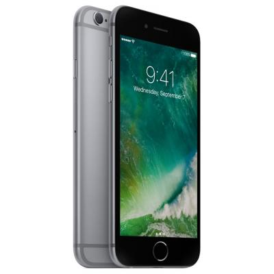 Apple smartphone: iPhone 6s 32GB Space Grey - Grijs