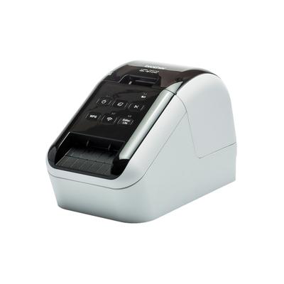 Brother 2-Kleuren met USB, Wi-Fi en AirPrint. Geschikt voor labelrollen met twee kleuren (zwart/rood) .....