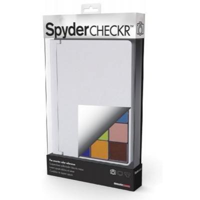 Datacolor colorimeter: SpyderCheckr