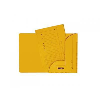Elba kantoorartikelen: Dossiermap Ultimate A4 geel/pak 25