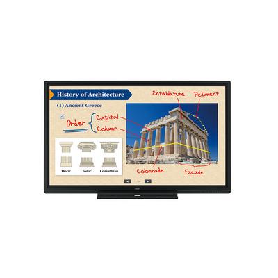 "Sharp 70"" Edge LED Full HD, UV²A panel, Direct Optical Bonding, 10-point Multi Touch Screen IR (IR-detection), ....."