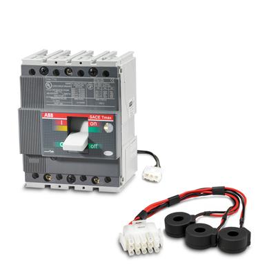 Apc circuit breker: 4-Pole Circuit Breaker, 90A, T1 Type for Symmetra PX250/500kW - Grijs