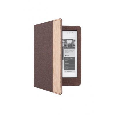 Gecko Deluxe E-book reader case - Brons