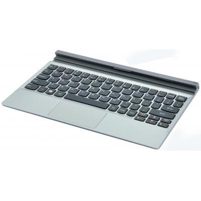 Lenovo mobile device dock station: Keyboard dock for Miix 2 10 - Zwart, Zilver