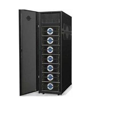 Hewlett Packard Enterprise ClusterStor L300N SAN - Zwart