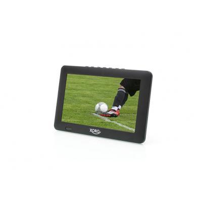 Xoro draagbare TV: PTL 900 - Zwart