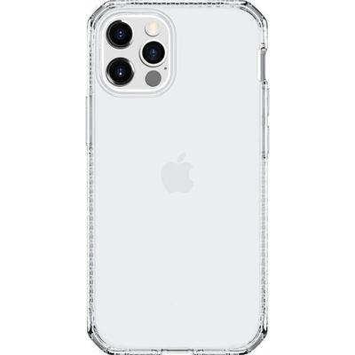ITSKINS Spectrum Backcover iPhone 12 Pro Max - Transparant - Transparant / Transparent Mobile phone case