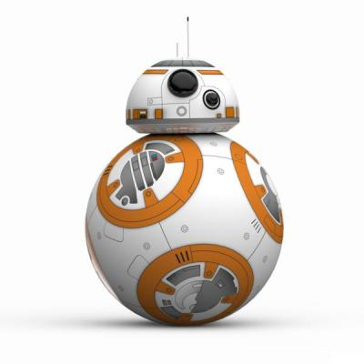 Sphero entertainment robot: BB-8 - Oranje, Grijs, Wit
