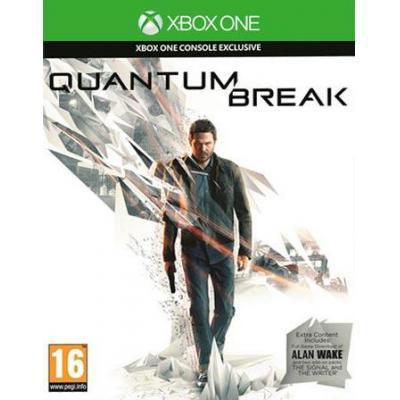 Microsoft game: Quantum Break, Xbox One