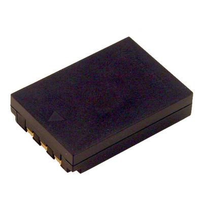 2-Power Digitale Camera Accu 3,7V 1090mAh - Zwart