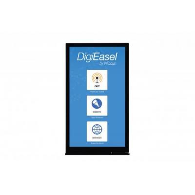 Infocus interactieve schoolborden & toebehoren: JTouch DigiEasel - Zwart