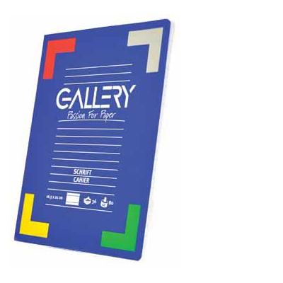 Gallery belletering: SCHRIFT 21X16,5 80G 36V L