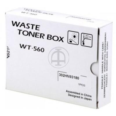 KYOCERA WT-560 Toner collector - Zwart