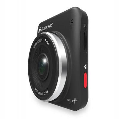 Transcend DrivePro 200 Drive recorder - Zwart
