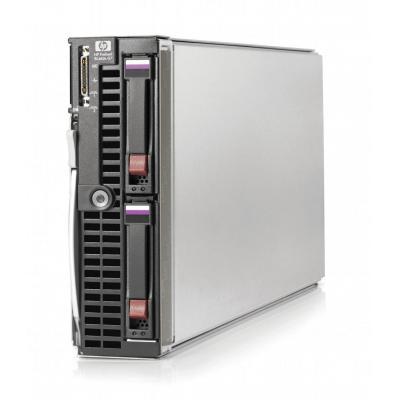 Hewlett Packard Enterprise HP ProLiant BL460c G7 E5620 2.40GHz 4-core 1P 6GB-R Server server