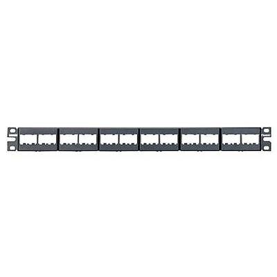 Panduit 24-port modular Patch panel
