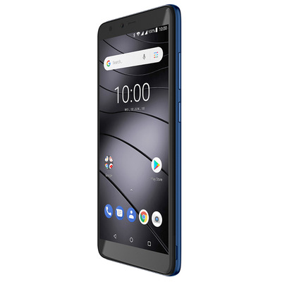 Gigaset GS100 Smartphone - Blauw 8GB