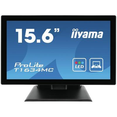 Iiyama ProLite T1634MC-B5X Touchscreen monitor - Zwart