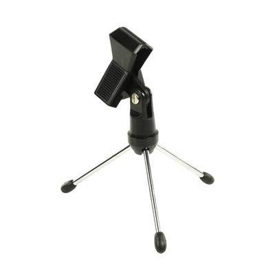 König microfoon accessoire: Tafelstatief, zwart
