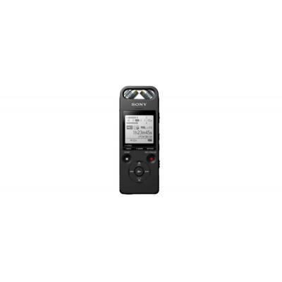 Sony voice recorder: ICD-SX2000 - Zwart