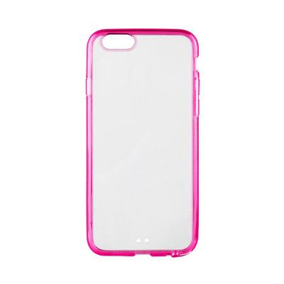 FLAVR 27097 Mobile phone case - Roze, Transparant