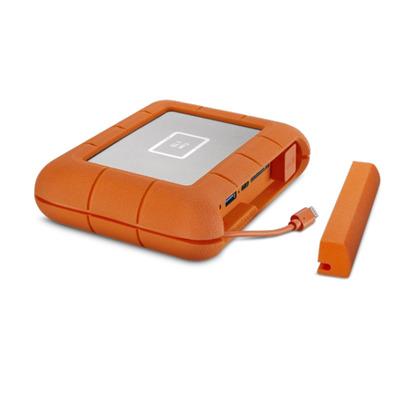 LaCie BOSS SSD - Oranje