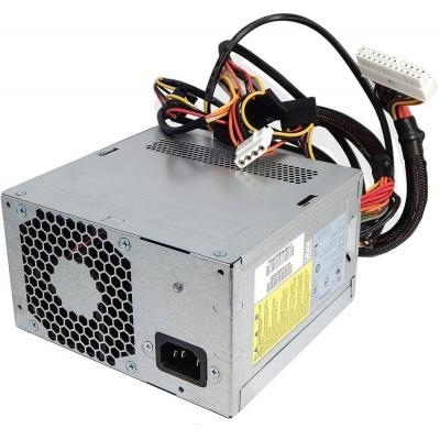 Hewlett Packard Enterprise PS 350W microATX Power supply unit - Roestvrijstaal