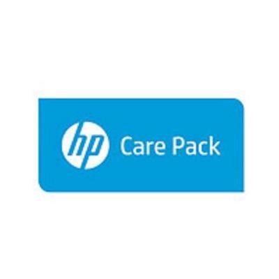 Hewlett Packard Enterprise U4XN2PE aanvullende garantie