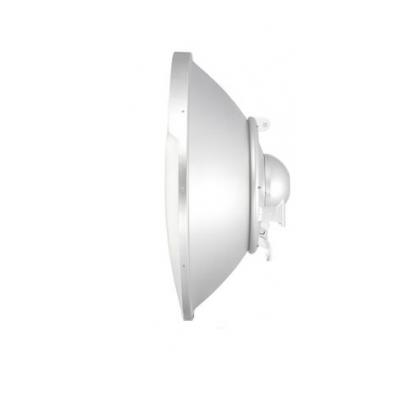 Ubiquiti networks antenne: 5.1 - 5.8 GHz, 31 dBi, White - Wit
