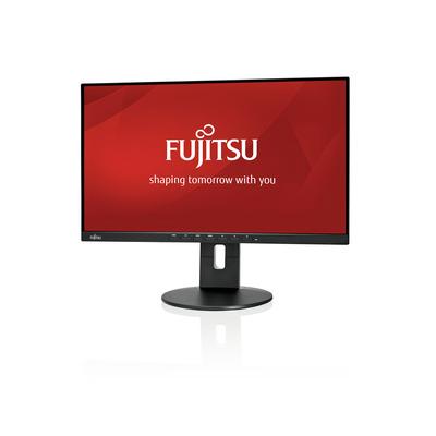 Fujitsu monitor: B24-9 TS - Zwart