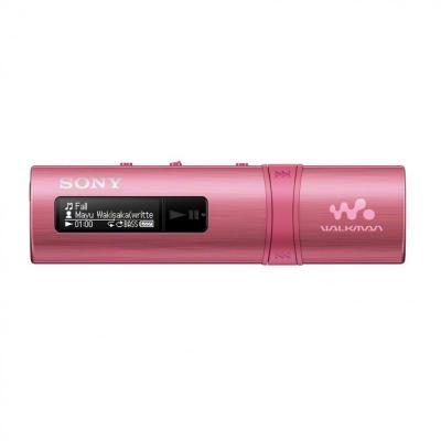 Sony MP3 speler: Walkman NWZ-B183F - Roze