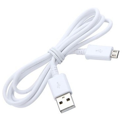 Samsung USB 2.0/micro USB, 1 m USB kabel - Wit